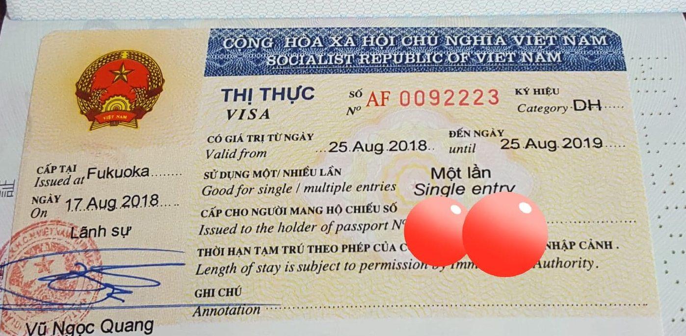 ベトナム留学の学生ビザの申請方法。費用やビザ収得までの流れを紹介